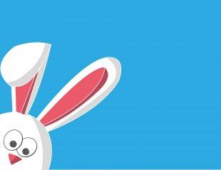 Easter Bunny North Belle Vernon Egg Hunt Easter Egg - Easter Bunny PNG