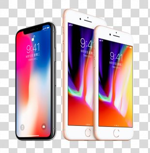 IPhone 8 IPhone X IPhone 4 Smartphone T-Mobile - IPhone,X Mobile Phone PNG