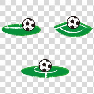 Football Pitch Corner Kick Illustration - Football Field PNG