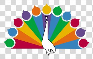 Logo Of NBC Proud As A Peacock Television - Peacock PNG