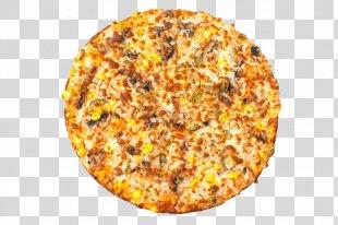 California-style Pizza Sicilian Pizza Vegetarian Cuisine Junk Food - Cucumber Pizza PNG