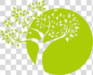 Logo Tree - Cartoon Tree Logo Image PNG