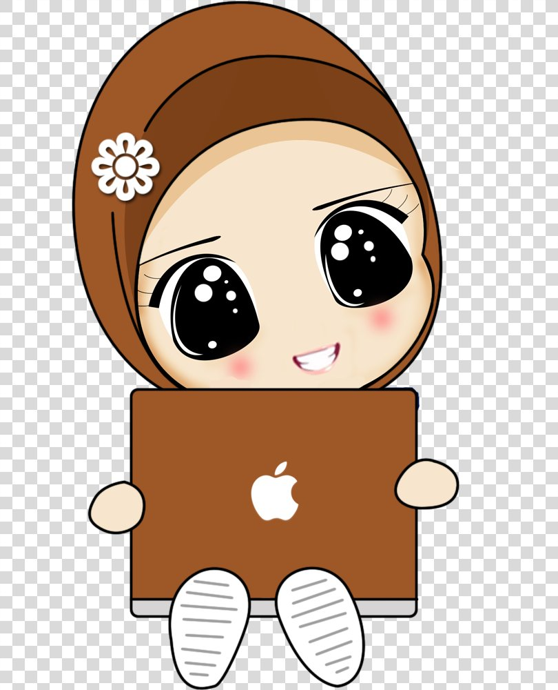 Cartoonist Muslim, Islamic Clipart PNG