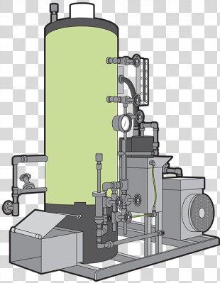 Steam Engine Machine Boiler Steam Turbine - Steam Engine PNG