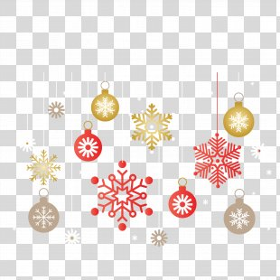 Christmas Ornament Textile Woven Fabric Santa Claus - Vector Star Christmas Pendant PNG