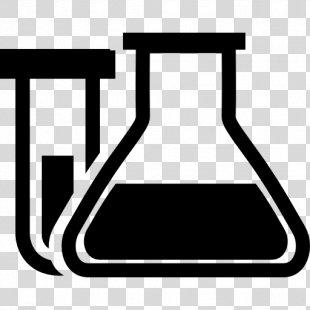Chemistry Laboratory Flasks Test Tubes - Exam PNG