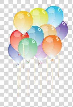 Toy Balloon Desktop Wallpaper Clip Art - Balon PNG
