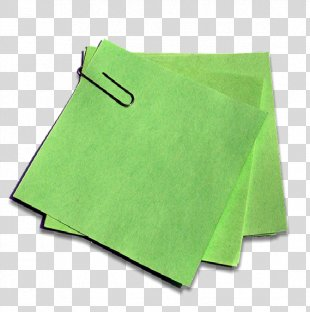 Post-it Note Paper Clip Art - Paper With Pin PNG