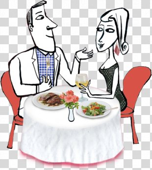 Cuisine Restaurant Chef Dinner Clip Art - To Enjoy The Delicious Food PNG