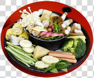 Hors D'oeuvre Vegetarian Cuisine Asian Cuisine Food Side Dish - Salad PNG