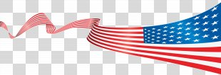 Flag Brand Pattern - American Flag PNG