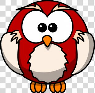 Owl Cartoon Drawing Clip Art - Owl PNG
