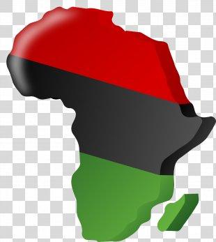 Africa World Map Flag Clip Art - Africa PNG