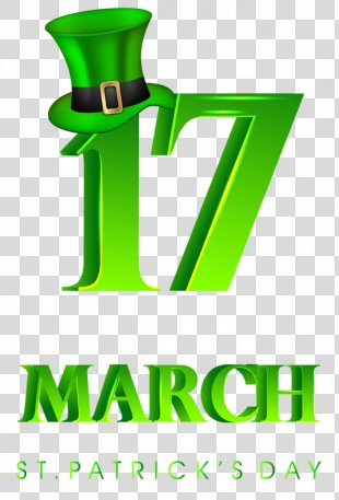 Saint Patrick's Day 17 March Clip Art - Saint Patrick's Day PNG