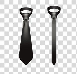 Necktie Bow Tie Black Tie Stock Photography - Tie PNG