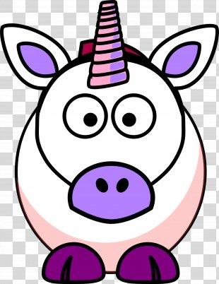 Unicorn Cartoon Clip Art - Unicorn PNG