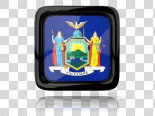 New York City Coat Of Arms Of New York State Flag Governor Of New York - New York Icons PNG