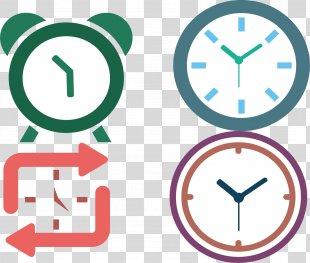 Alarm Clock Iconfinder Icon - Alarm Clock Template PNG
