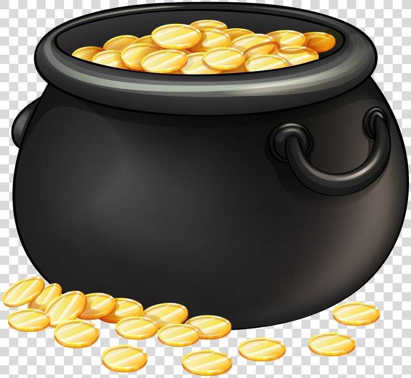 Stock Photography Clip Art, Pot Of Gold PNG