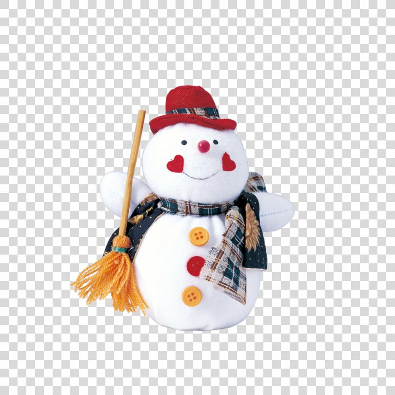 Santa Claus Wall Decal Snowflake Christmas Snowman, Snowman PNG