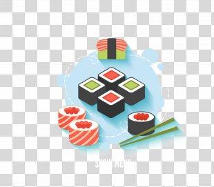 Sushi Seafood Fast Food Japanese Cuisine Thai Cuisine - Sushi PNG