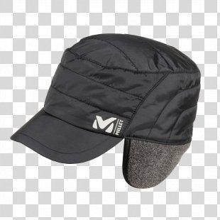 Cap Hat PrimaLoft Millet Clothing - Cap PNG