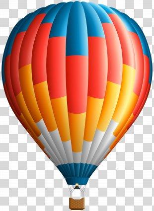 Hot Air Balloon Flight Paper Clip Art - Hot Air Balloon Clip Art PNG