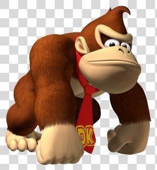 Donkey Kong Country Returns Donkey Kong Country 3: Dixie Kong's Double Trouble! Donkey Kong Country: Tropical Freeze - Donkey PNG