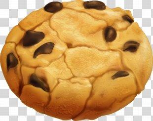 Cookie Monster Chocolate Chip Cookie Chocolate Brownie Clip Art - Cookie PNG