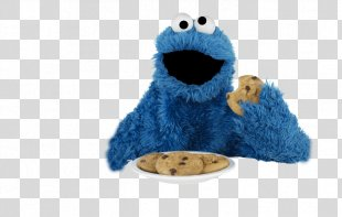 Cookie Monster Chocolate Chip Cookie Biscuits Cracker Elmo - Cookie Monster PNG