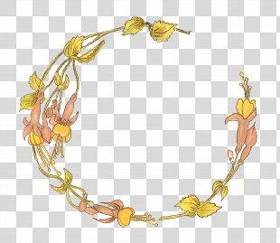 Picture Frames Flower Clip Art - Flower Illustration PNG