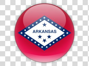 Flag Of Arkansas Wabbaseka State Flag Flag Of The United States - Flag PNG