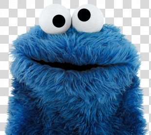 Cookie Monster Biscuits Ernie Elmo - Cookie Monster PNG