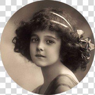Vintage Photography Child Portrait - Vintage PNG