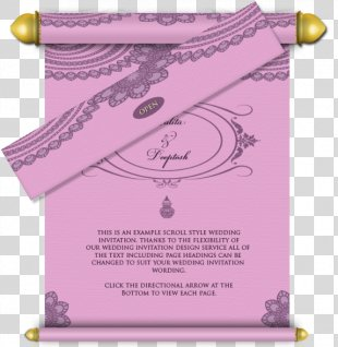 Wedding Invitation Paper Email Marriage - Wedding Card PNG