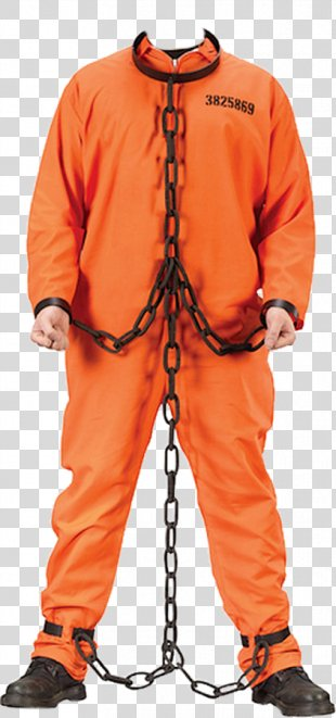 Chain Gang Halloween Costume Legcuffs Costume Party - Chain PNG