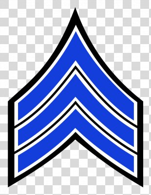 Staff Sergeant New York City Police Department Chevron - Stripes PNG