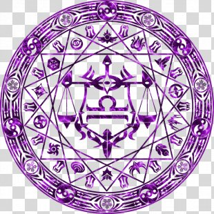 Magic Circle Fairy - Magic PNG