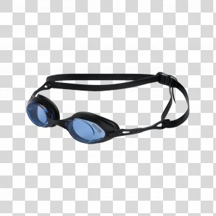 Goggles Blue Arena Swimming Anti-fog - GOGGLES PNG