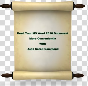 Scroll Page Clip Art - Scroll Mouse PNG