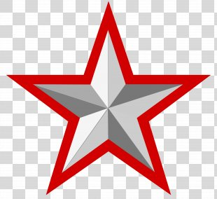 Red Star Clip Art - File:Silver Star With Red Border Wikimedia Commons PNG