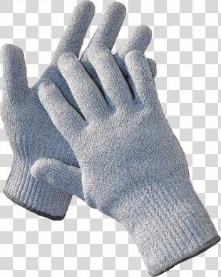 Cut-resistant Gloves Knife Cutting Rubber Glove - Winter Gloves Image PNG