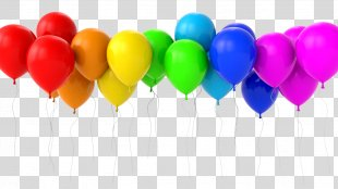 Birthday Party Balloon Image Globos 3 - Birthday PNG