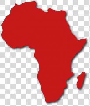 Africa Blank Map Country World Map - Africa PNG