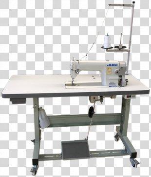 Sewing Machine Needles Sewing Machines Lockstitch Juki - Hi Speed Lockstitch Sewing Machine PNG