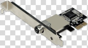 TV Tuner Cards & Adapters PCI Express Video Capture Conventional PCI - Tv Tuner Card PNG