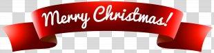 Santa Claus Christmas Card Greeting Card - Banner Merry Christmas Clip Art Image PNG