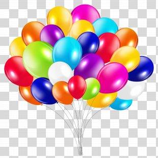 Hot Air Balloon Clip Art - Balon PNG