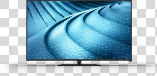 4K Resolution LED-backlit LCD Ultra-high-definition Television Smart TV - Tv PNG