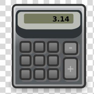 Calculator Clip Art - Calculator PNG